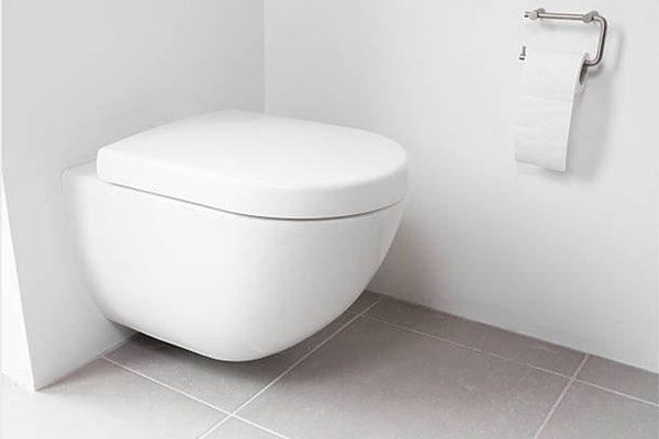 vvs holstebro badeværelse væghængt toilet